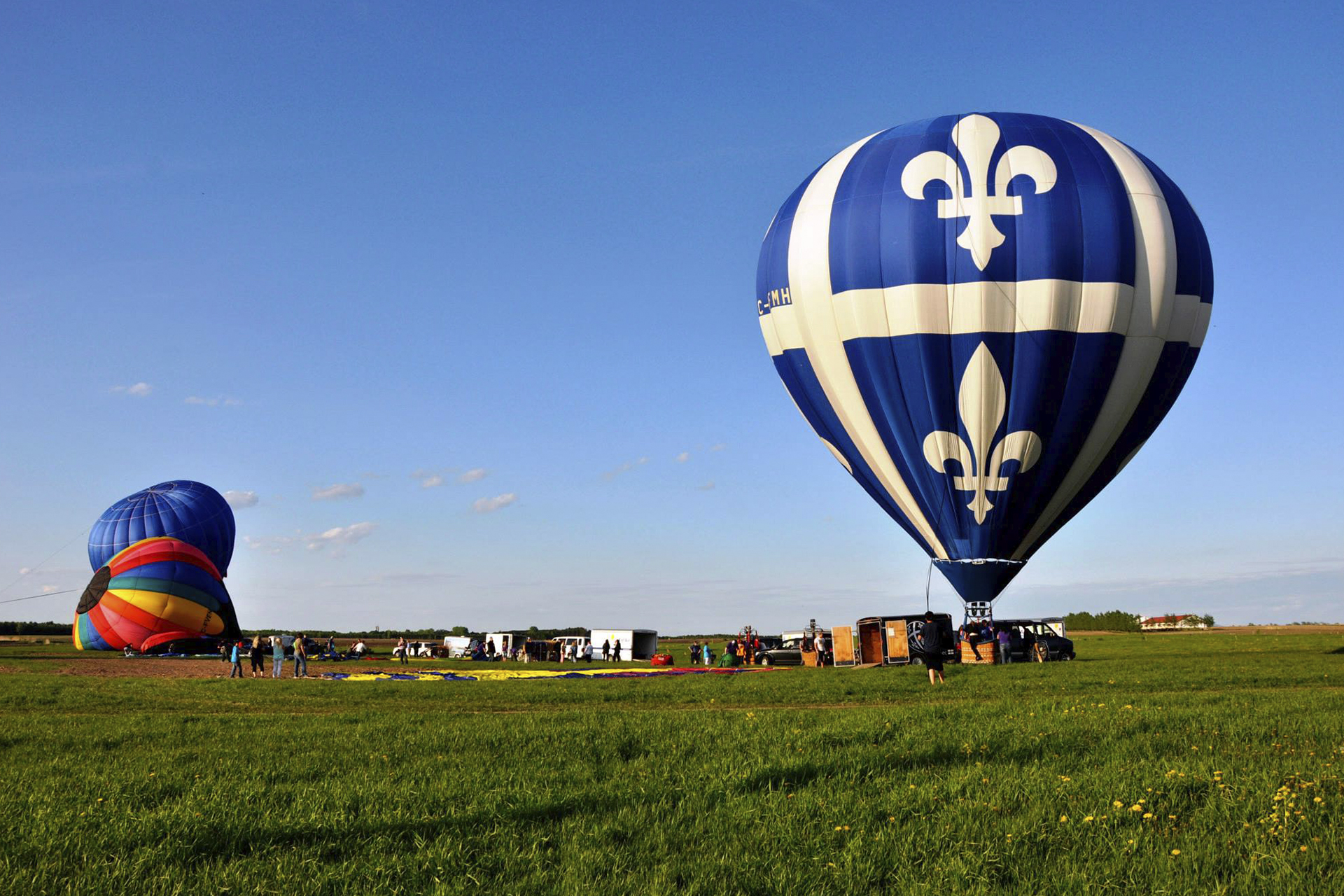 montgolfiere quebec city